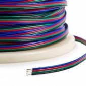 Cablu RGB 4 fire