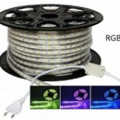 Banda led SMD 5050 60buc/m impermeabila 14W