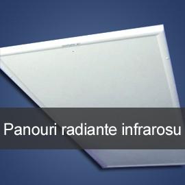 Panouri radiante infrarosu